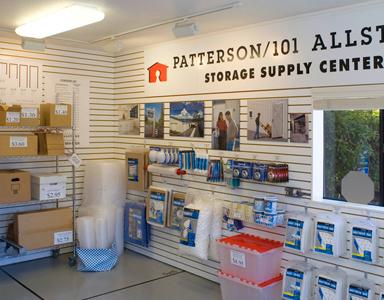tape and packing supplies Goleta and Santa Barbara Self Storage