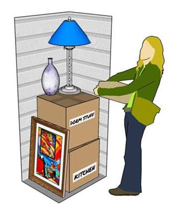 Itsy Bitsy Storage Space