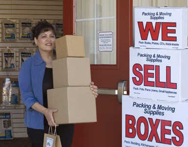 Box & Moving Supply Store