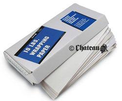10 Lb Clean Newsprint Paper