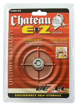 EZ Single Bezel Lock