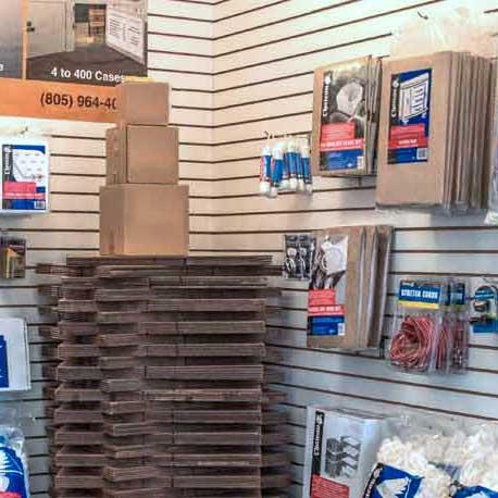 Boxes & Supplies